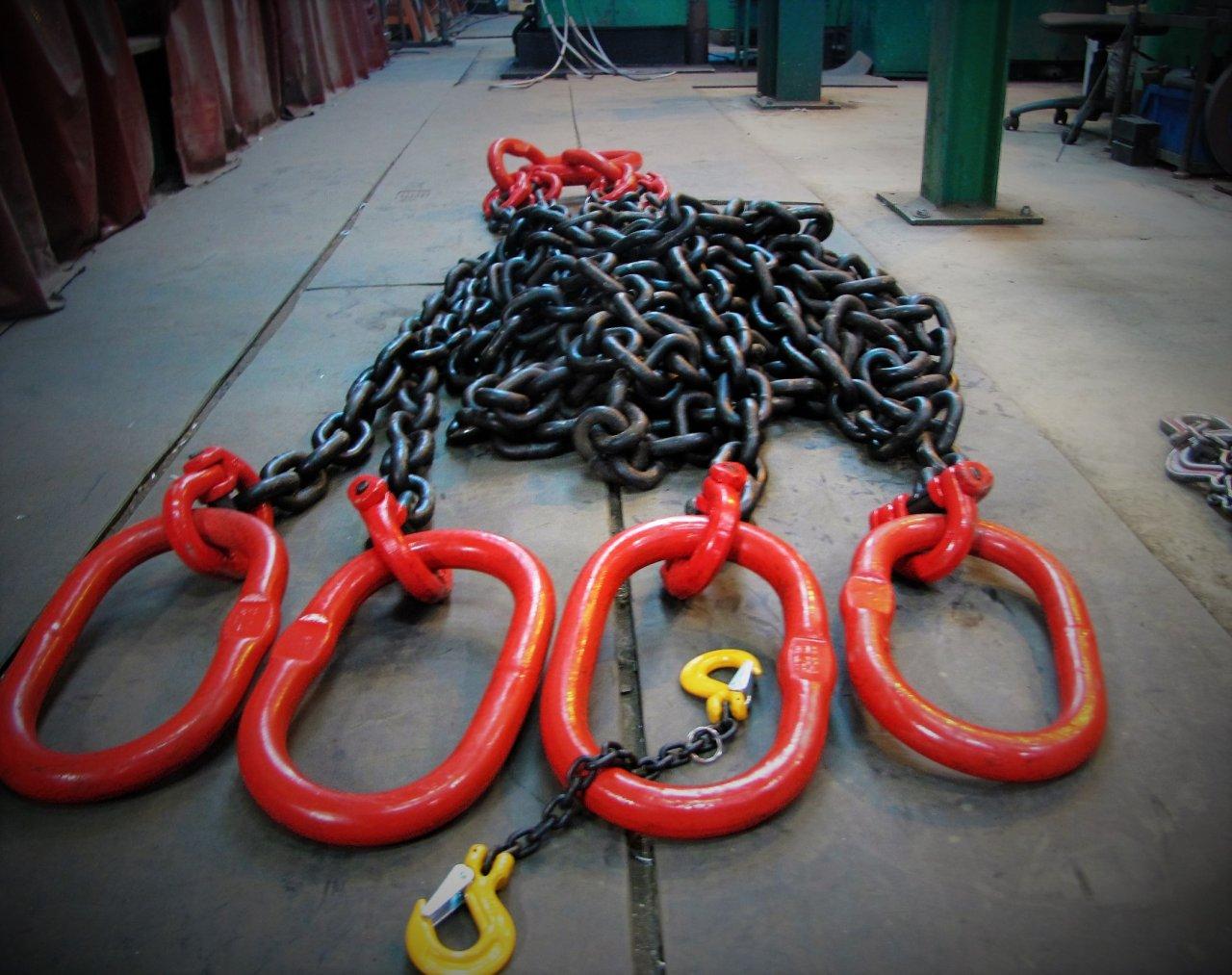 Wciągarki łańcuchowe