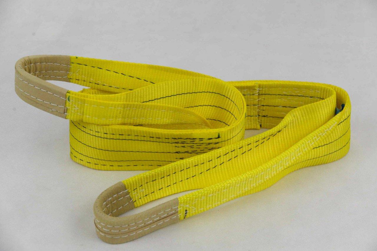 Zawiesia pasowe żółte